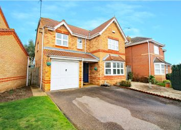 Thumbnail 4 bedroom detached house for sale in Lance Close, Kemsley, Sittingbourne