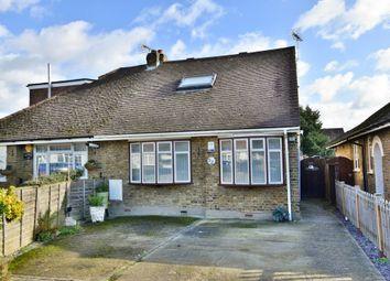 Thumbnail 3 bed semi-detached bungalow for sale in Stonecroft Avenue, Iver