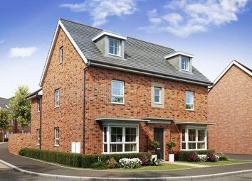 Thumbnail 5 bed detached house for sale in Oakwood Grange, Griffin Way, Hook