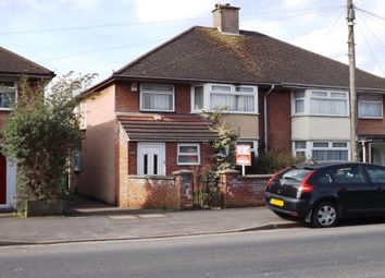Thumbnail 3 bedroom semi-detached house to rent in The Slade, Headington, Oxford