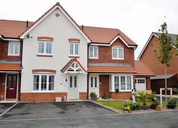 Thumbnail 3 bed town house for sale in Ffordd Aberkinsey, Rhyl, Denbighshire