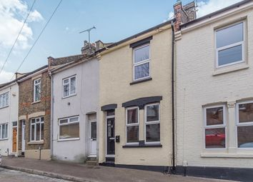 Thumbnail 3 bed terraced house for sale in Amherst Road, Rochester