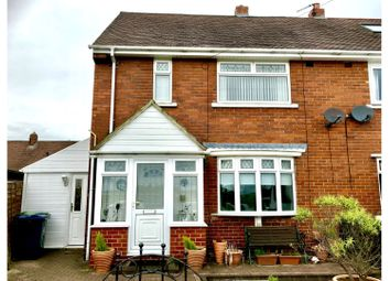 Thumbnail 2 bed semi-detached house for sale in South View, Houghton Le Spring