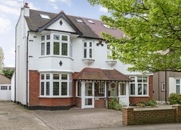 Thumbnail 5 bed semi-detached house for sale in Coombe Lane, London