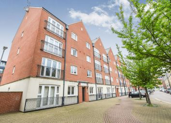 Thumbnail 2 bed flat for sale in Harrowby Street, Cardiff