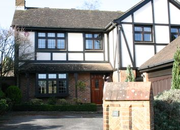 Thumbnail 4 bed detached house to rent in Farnleys Mead, Lymington