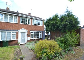Thumbnail 3 bedroom terraced house for sale in Hawthorne Avenue, Cotgrave, Nottingham