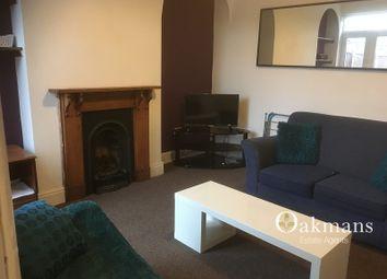 Thumbnail 4 bed property to rent in Leslie Road, Edgbaston, Birmingham, West Midlands.