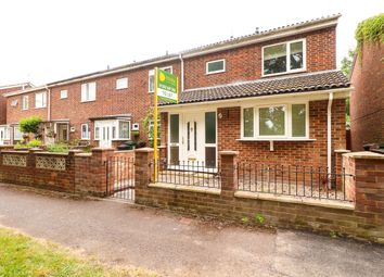 Thumbnail 3 bed end terrace house to rent in Tobago Close, Basingstoke