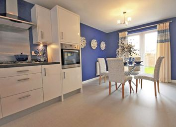 "Thumbnail 3 bedroom semi-detached house for sale in ""Fairway"" at Warkton Lane, Barton Seagrave, Kettering"