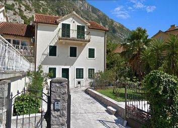 Thumbnail 4 bedroom villa for sale in Kotor, Ljuta - Villa 181m2, First Line To The Sea, Kotor, Ljuta, Montenegro