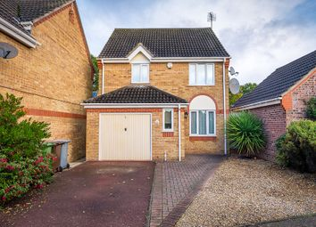 Thumbnail 3 bed detached house for sale in St Marys Grove, Sprowston, Norwich