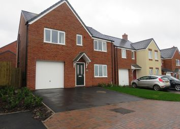 Thumbnail 5 bed detached house for sale in Miners Way, Hednesford, Cannock