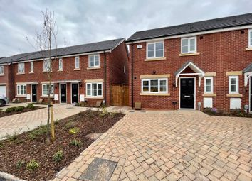 Thumbnail 3 bed end terrace house to rent in Steel Avenue, West Bromwich