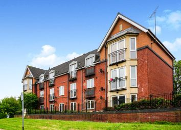 Thumbnail 2 bed flat for sale in Halliard Court, Cardiff Bay