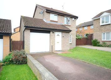 Thumbnail 3 bedroom detached house for sale in Beauchief Close, Lower Earley, Reading