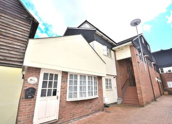 Thumbnail 2 bed flat for sale in Brewery Yard, Lower Street, Stansted