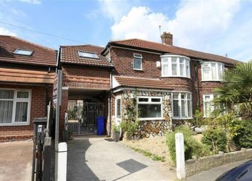 Thumbnail 4 bed semi-detached house for sale in Morningside Drive, Manchester, Greater Manchester