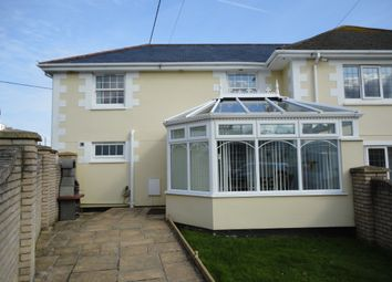 Thumbnail 5 bed semi-detached house to rent in Atlantic Bay, St. Pirans Road, Perranporth