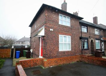 Thumbnail 2 bed end terrace house for sale in Arbourthorne Road, Sheffield