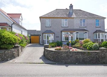 3 bed semi-detached house for sale in Bodmin Street, Holsworthy EX22
