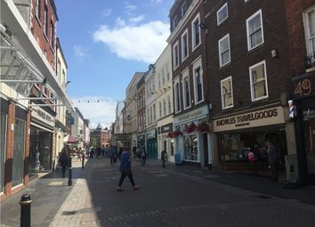 Retail premises for sale in 50 Broad Street, Worcester, Worcestershire WR13Lr WR1