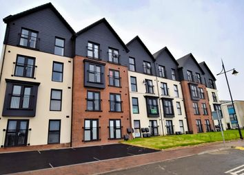 Thumbnail 2 bed flat for sale in Cei Tir Y Castell, Barry