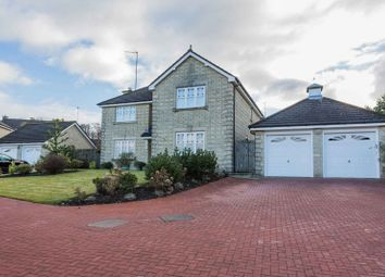 Thumbnail 4 bed detached house for sale in Antonine Road, Dullatur, Glasgow