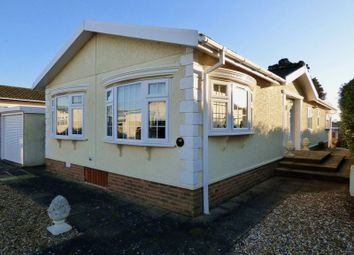 Thumbnail 3 bed mobile/park home for sale in The High Pines, Parkers Lane, Warfield, Bracknell