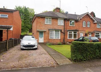 Thumbnail 3 bedroom end terrace house for sale in Merritts Brook Lane, Birmingham