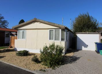 Thumbnail 2 bed mobile/park home for sale in Ashmeads, Orchard Park, Twigworth, Gloucester