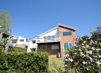 Thumbnail 5 bed detached house for sale in Ferns Close, Heswall, Wirral