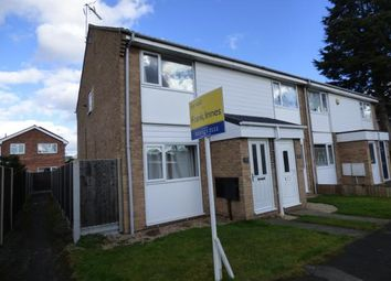 Thumbnail 2 bed end terrace house for sale in Langdale Drive, Long Eaton, Nottingham