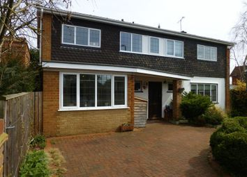 Thumbnail 5 bed detached house to rent in Belmont Park Avenue, Maidenhead