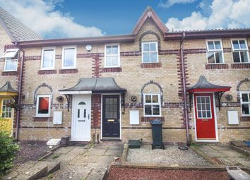 Thumbnail 2 bed terraced house for sale in Blaise Place, Cardiff