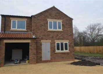 Thumbnail 5 bed property for sale in Back Lane, Hemingbrough, Selby