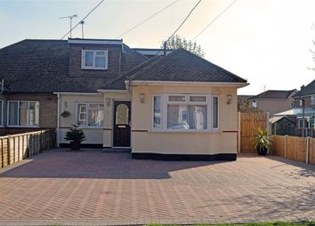 Thumbnail 4 bedroom semi-detached bungalow for sale in Queen Elizabeth Chase, Rochford, Essex