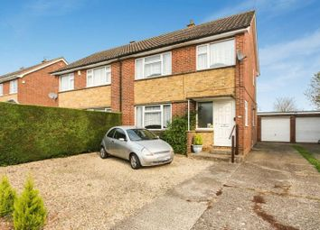 Thumbnail 3 bed semi-detached house for sale in Gibson Road, High Wycombe