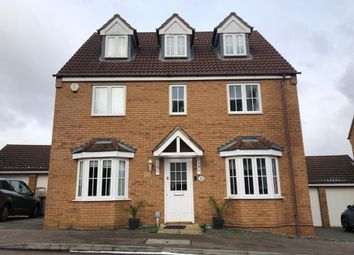 Thumbnail 5 bed property to rent in Landseer Close, Wellingborough