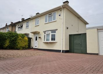 Thumbnail 3 bed semi-detached house for sale in Howden Road, Eyres Monsell