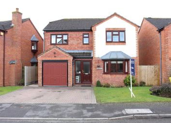 Thumbnail 4 bed detached house for sale in Fenny Drayton, Warwickshire