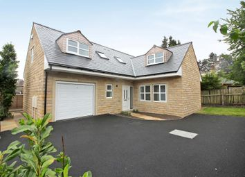 Thumbnail 4 bed detached house for sale in Northfield Close, Victoria Avenue, Elland