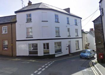 Thumbnail 2 bed flat for sale in Fore Street, Stratton, Bude
