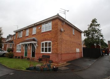 Thumbnail 3 bed semi-detached house for sale in Heapfold, Norden, Rochdale, Greater Manchester