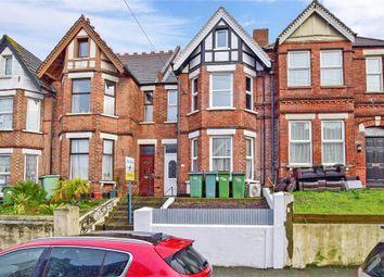 Thumbnail 2 bed maisonette for sale in Bradstone Avenue, Folkestone, Kent