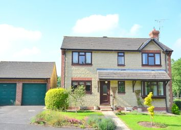 Thumbnail 4 bed detached house for sale in Cole Mead, Bruton, Somerset