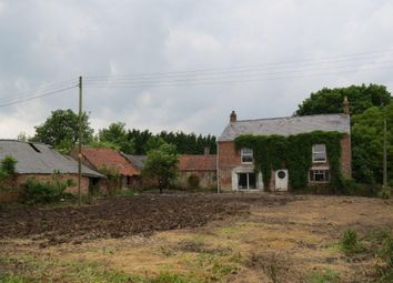 Thumbnail 4 bed detached house for sale in Old Fendyke, Sutton St. James, Lincolnshire