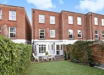 Thumbnail 4 bed town house for sale in Tudor Well Close, Stanmore