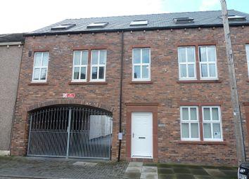 Thumbnail 2 bedroom flat to rent in Elim Court, Graham Street, Carlisle