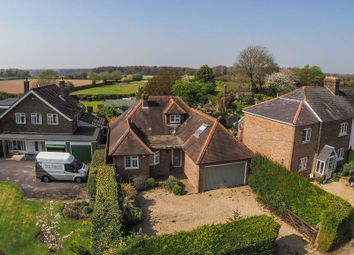 Thumbnail 4 bed detached house for sale in Forestside, Rowland's Castle